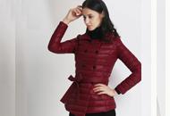 女人冬季如何搭配羽绒服