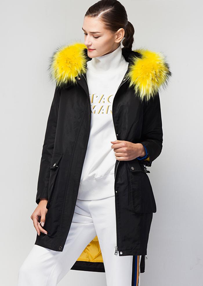 羽绒服生产厂家羽绒服批发定制白鸭绒羽绒服