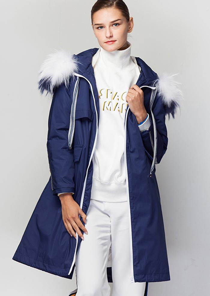 北京女装羽绒服厂家威伦蒂羽绒服批发定制