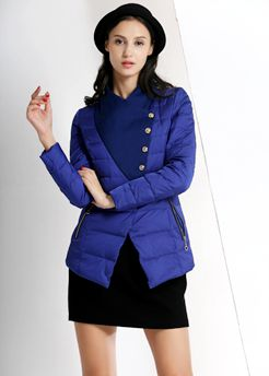 万博最新版下载2015新款超轻薄万博体育世杯版女士短款修身显瘦韩版外套