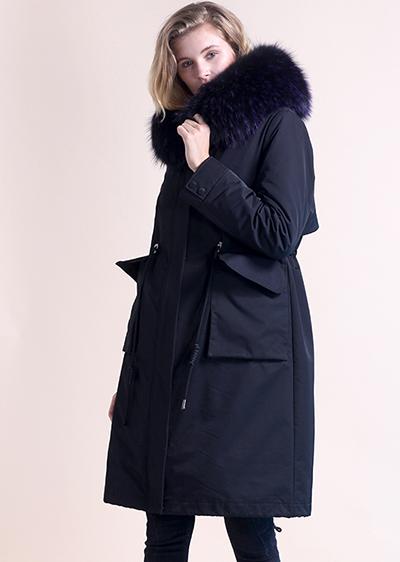 威伦蒂羽绒服2018秋冬装新款韩版派克服